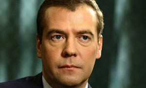 Medvedev says poor rule of law holds Russia back